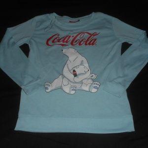 Coca Cola Coke Polar Bear Shirt